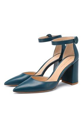 Кожаные туфли Judy   Фото №1