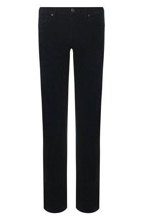 Мужские джинсы TOM FORD темно-синего цвета, арт. BUJ19/TFD002 | Фото 1