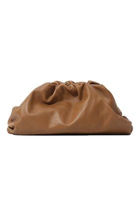 Женский клатч pouch BOTTEGA VENETA бежевого цвета, арт. 576227/VCP40 | Фото 1