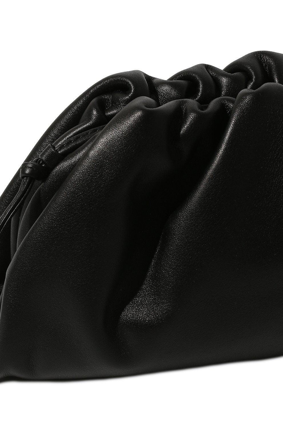 Женский клатч pouch 20 BOTTEGA VENETA черного цвета, арт. 585852/VCP40 | Фото 2