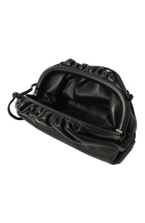 Женский клатч pouch 20 BOTTEGA VENETA черного цвета, арт. 585852/VCP40 | Фото 4