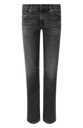 Женские джинсы AG серого цвета, арт. STS1575/09YPFN | Фото 1