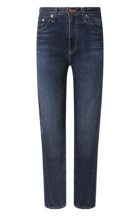 Женские джинсы AG синего цвета, арт. LGN1676TS/P0RT | Фото 1
