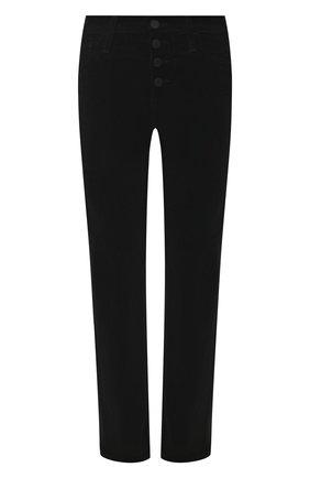 Женские джинсы AG черного цвета, арт. ENV1782/SBA | Фото 1