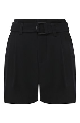 Женские шорты VINCE темно-синего цвета, арт. V633321535 | Фото 1