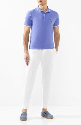 Мужские текстильные эспадрильи CASTANER синего цвета, арт. 021822 | Фото 2