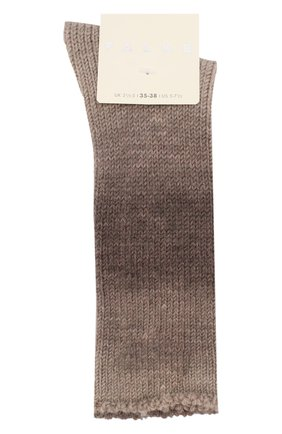 Женские носки FALKE бежевого цвета, арт. 46548_19_ | Фото 1
