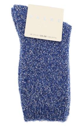 Женские носки FALKE фиолетового цвета, арт. 46573_19_ | Фото 1