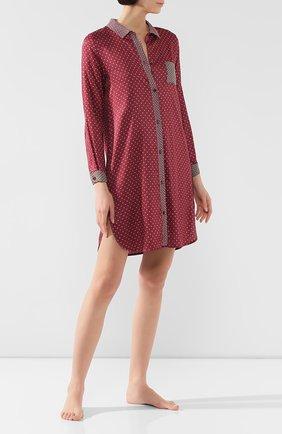 Женская сорочка из вискозы LE CHAT разноцветного цвета, арт. MARGARET705   Фото 2