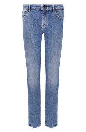 Женские джинсы BOSS синего цвета, арт. 50406782/J35 NEVILA 10215623 02 | Фото 1
