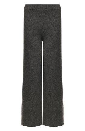 Женские кашемировые брюки NOT SHY серого цвета, арт. 3501032C | Фото 1