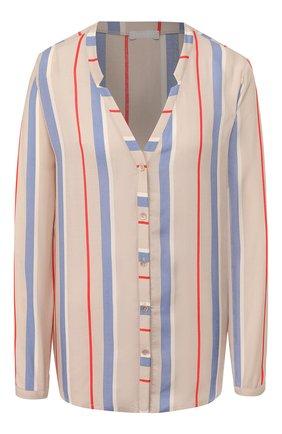 Женская блузка из вискозы HANRO разноцветного цвета, арт. 077611 | Фото 1