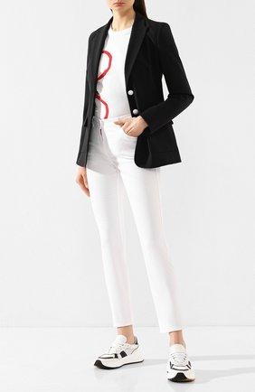 Женские джинсы ESCADA белого цвета, арт. 5032573 | Фото 2