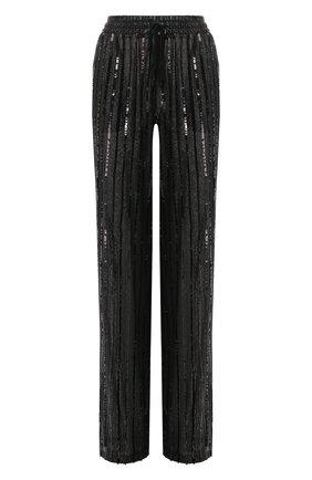 Женские брюки с пайетками IN THE MOOD FOR LOVE черного цвета, арт. PRESLEY PANTS | Фото 1