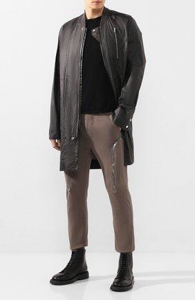 Хлопковое пальто | Фото №2