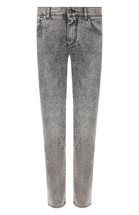 Мужские джинсы DOLCE & GABBANA серого цвета, арт. GY07CD/G8BS4 | Фото 1