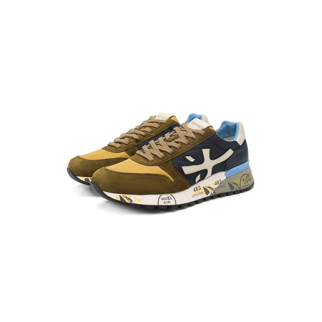 Комбинированные кроссовки Mick Premiata — Комбинированные кроссовки Mick