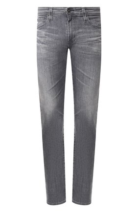 Мужские джинсы AG серого цвета, арт. 1174AHD/08YNC0 | Фото 1
