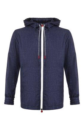 Куртка из смеси кашемира и шелка | Фото №1