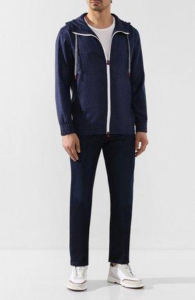 Куртка из смеси кашемира и шелка | Фото №2