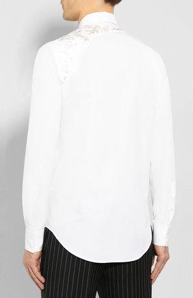 Хлопковая рубашка | Фото №4
