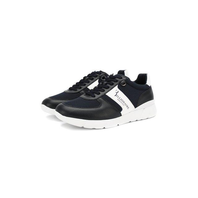 Комбинированные кроссовки Billionaire — Комбинированные кроссовки