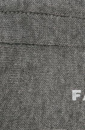 Женские гольфы FALKE серого цвета, арт. 46854_19_ | Фото 2