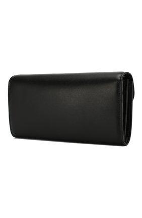 Кожаный кошелек на цепочке | Фото №3