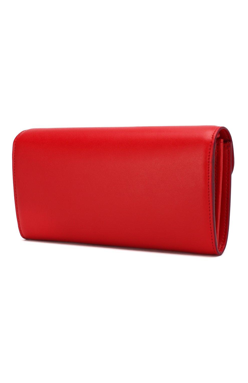 Кожаный кошелек на цепочке   Фото №3