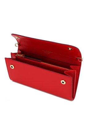 Кожаный кошелек на цепочке   Фото №4