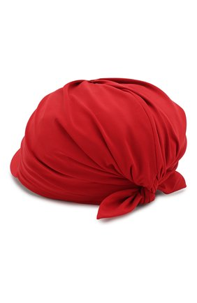 Женская кепка GIORGIO ARMANI красного цвета, арт. 797306/0P505 | Фото 2
