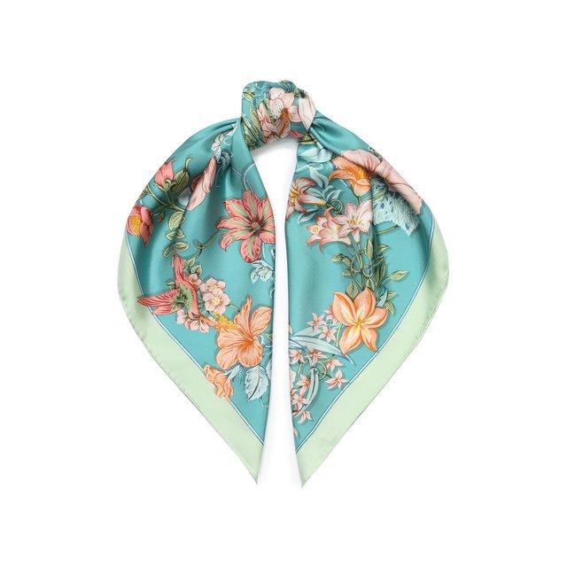Шелковый платок Salvatore Ferragamo