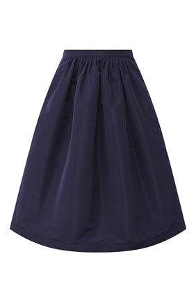 Женская юбка RALPH LAUREN темно-синего цвета, арт. 290788717 | Фото 1
