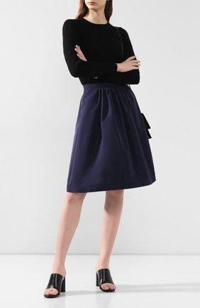 Женская юбка RALPH LAUREN темно-синего цвета, арт. 290788717 | Фото 2