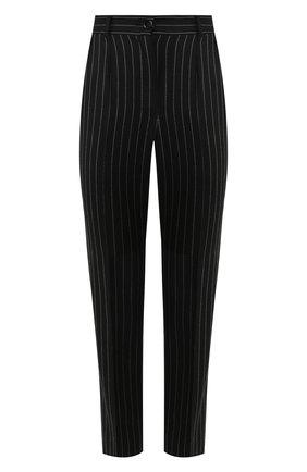 Женские шерстяные брюки DOLCE & GABBANA серого цвета, арт. FTAM2T/FR2XI | Фото 1