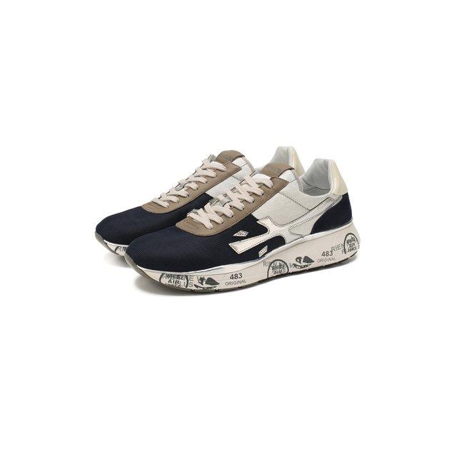 Комбинированные кроссовки Mattew Premiata — Комбинированные кроссовки Mattew
