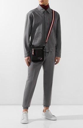 Мужская текстильная сумка fincher BALLY черного цвета, арт. FINCHER/00 | Фото 2