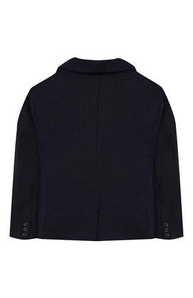 Льняной пиджак | Фото №2