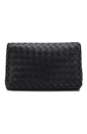 Женская сумка BOTTEGA VENETA черного цвета, арт. 600519/VCPP1 | Фото 1