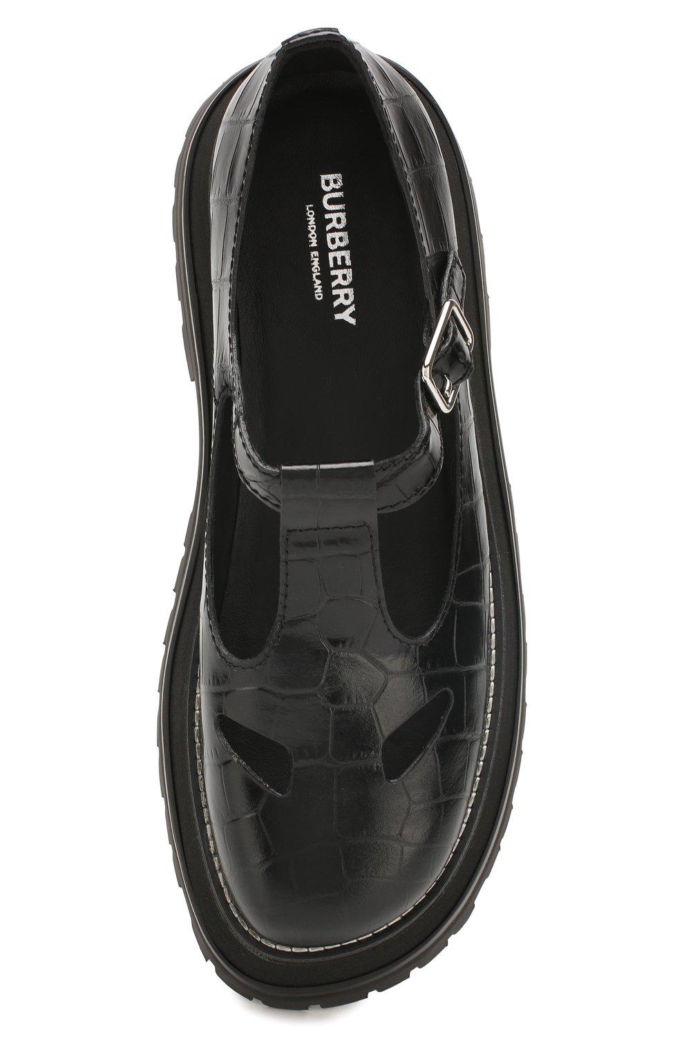 Кожаные сандалии | Фото №5