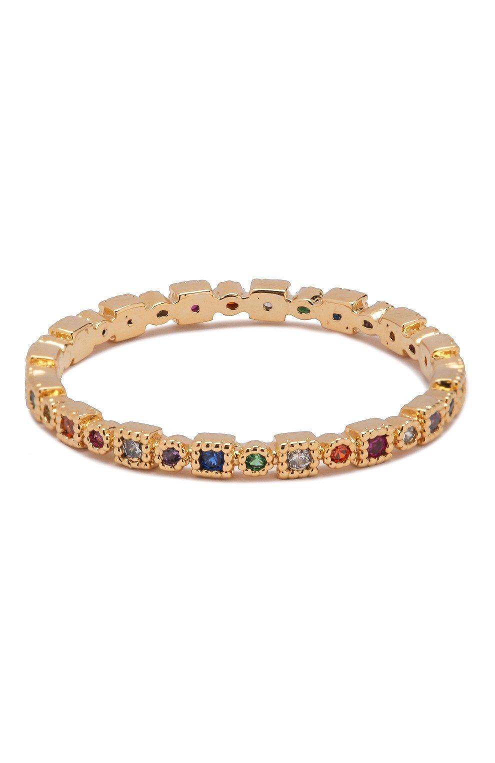 Женское кольцо multi troy GIRLS CREW разноцветного цвета, арт. R60-G-7   Фото 2 (Материал: Металл)