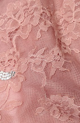 Женская шерстяная шаль VINTAGE SHADES розового цвета, арт. 13873G | Фото 2