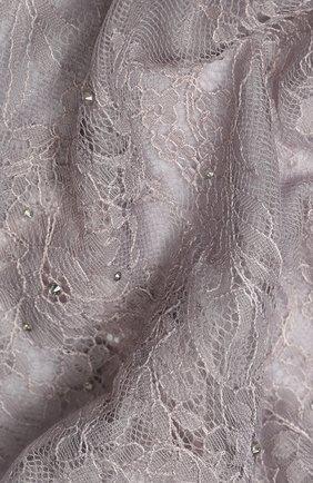 Женская шерстяная шаль VINTAGE SHADES серого цвета, арт. 32195Z | Фото 2