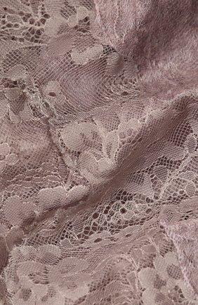 Женская кашемировая шаль VINTAGE SHADES розового цвета, арт. 3519/13873H | Фото 2