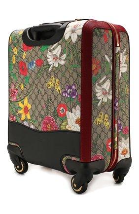 Дорожный чемодан GG Flora | Фото №2