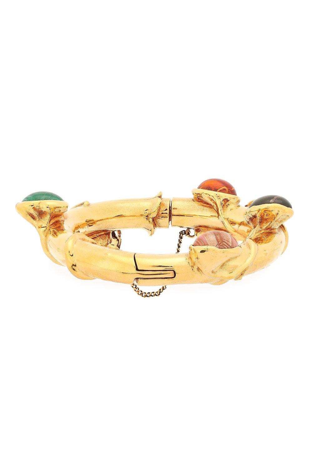 Женский браслет LOEWE золотого цвета, арт. 101.29.119 | Фото 2