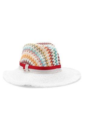 Женская шляпа MISSONI разноцветного цвета, арт. MMS00039/BV004W | Фото 1
