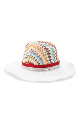 Женская шляпа MISSONI разноцветного цвета, арт. MMS00039/BV004W | Фото 2