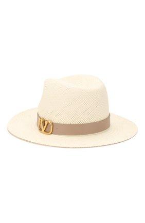 Шляпа-федора Valentino Garavani | Фото №1