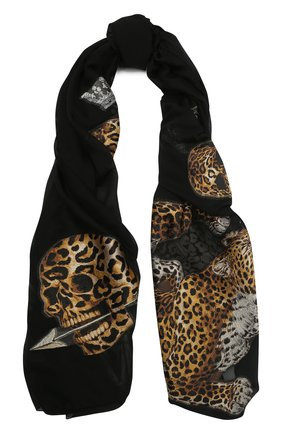 Шелковый шарф | Фото №1